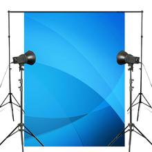5x7ft Blue Abstract Photography Backdrop Line Background Art Photo Studio Props Photography Background Wall vinyl photography backdrop vintage photo studio photographic background flower wall floral newborns kids background 5x7ft f1913