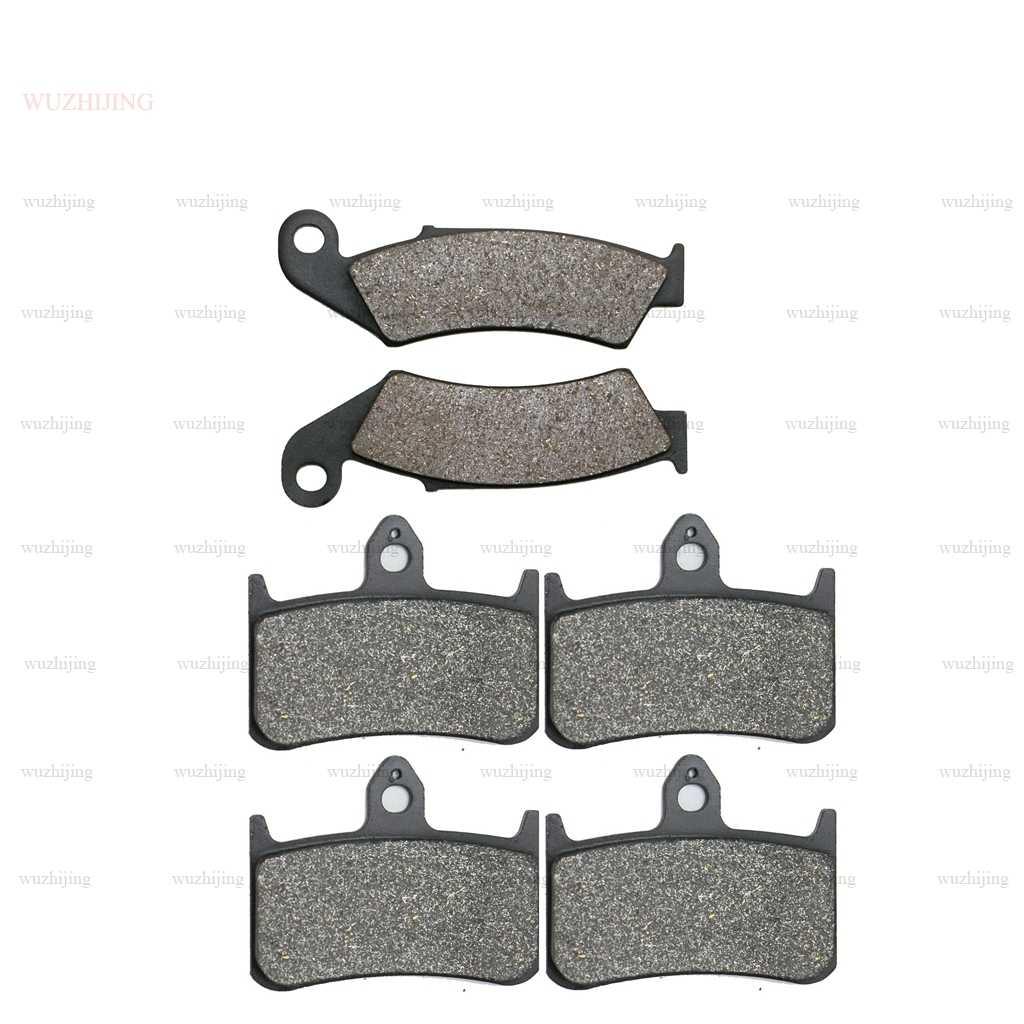 Тормозные колодки комплект Подходит для Honda NSR 250 RR (94-95) ЛРВ 400 NC35 (94-96) 750 RR RS RC45 (94-98) VFR 750 R RC30 (88-90)