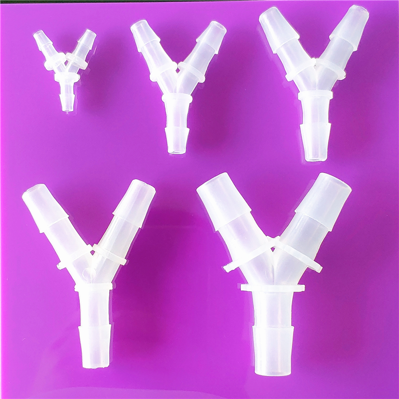 1pcs K501B 3.9-12.7mm Y Type Hose Equal Tee Plastic Hose Water Pipe Connectors 5 Sizes Aquarium Pipe Sell At A Loss USA Belarus