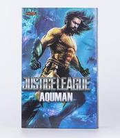 HC HOT TOYS DC Justice League Aquaman Statue PVC Collectible Action Figure Toy