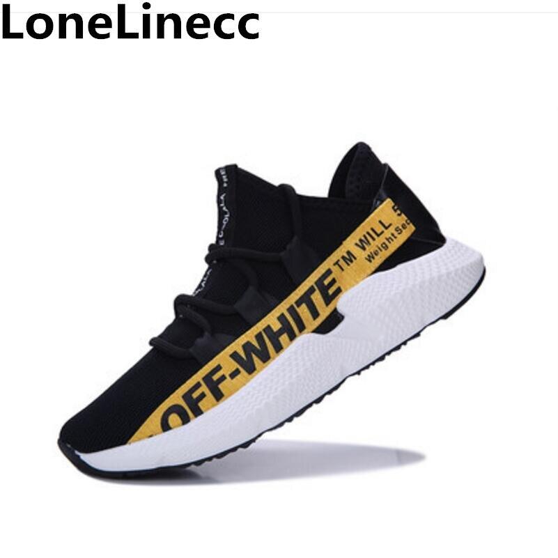 Летний Лидер продаж обувь из сетчатого материала для Для мужчин на шнуровке повседневные туфли дышащая холщовая обувь Для мужчин Zapatillas муж... ...