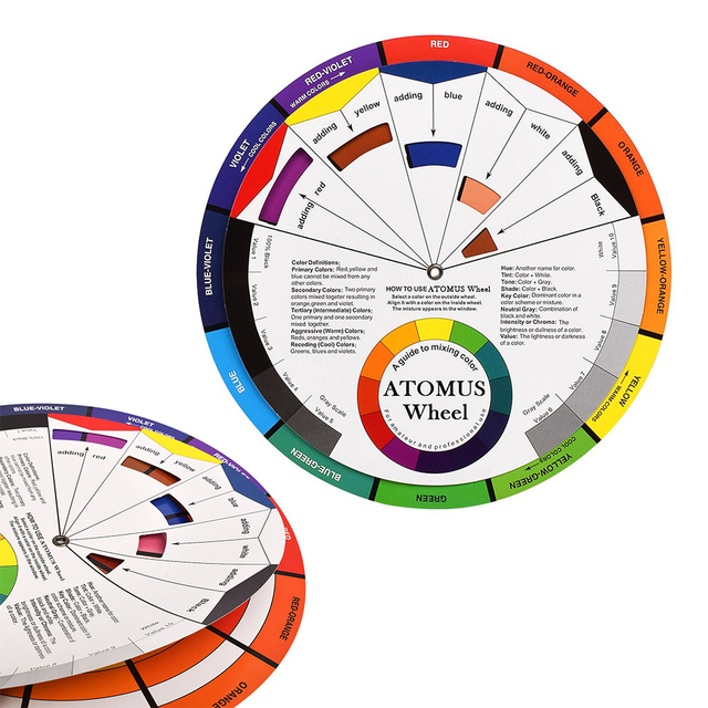 Large Color Wheel 2