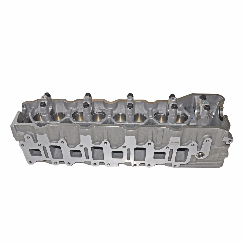 For Mitsubishi Pajero/Shogun Delica Challenger Canter Montero 2.8 TURBO  DIESEL 4M40T ASSEMBLED CYLINDER HEAD ME202620 ME193804-in Cylinder Head  from ...