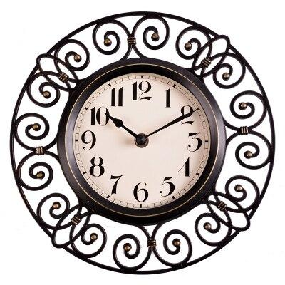 10 pulgadas artesanía vintage decorativo reloj de pared moderno diseño  relojes de cuarzo en silencio la
