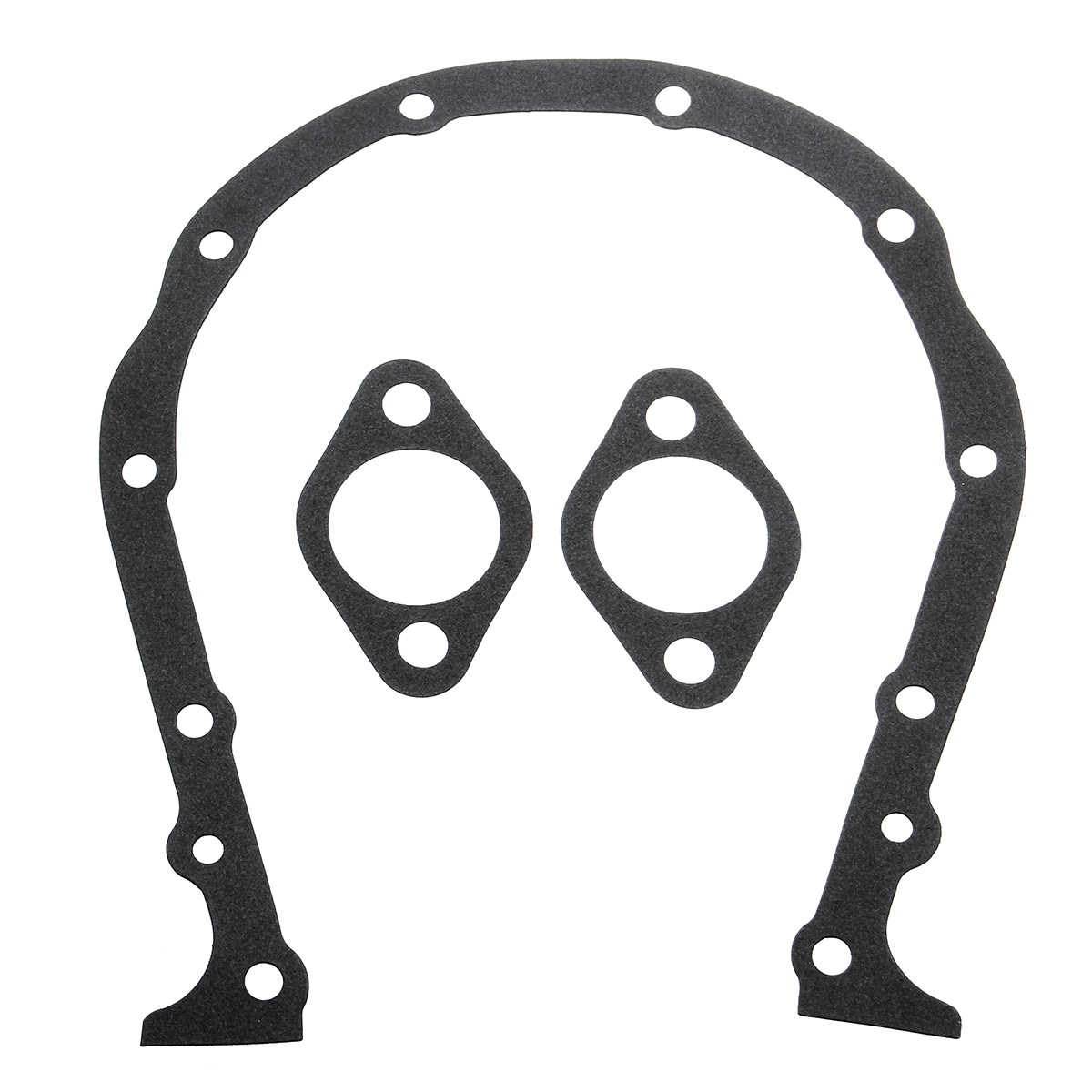 1 Set For BBC Timing Chain Cover Gasket For BB Chevy 396 402 427 454 472  502 Gears Front With 2 Water Pump Gaskets