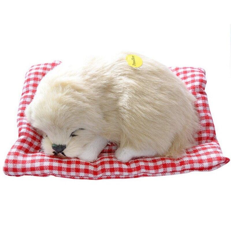 Детские игрушки, милые украшения для кошек, плюшевый пресс Miaul, спящие кошки со звуком, игрушки для мальчиков и девочек, подарки - Название цвета: Style A