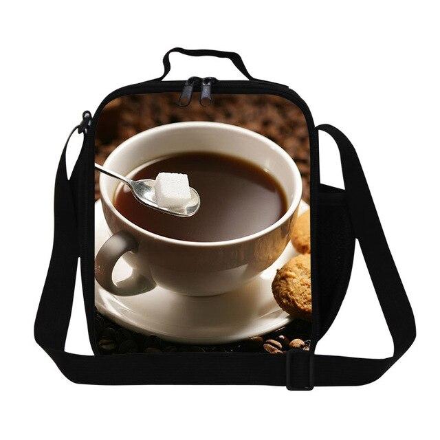Персонализированные площадь изоляцией обед сумка для девочек, Взрослых обед сумки для работы, Fasmily пикник мешок еды стильные сумки