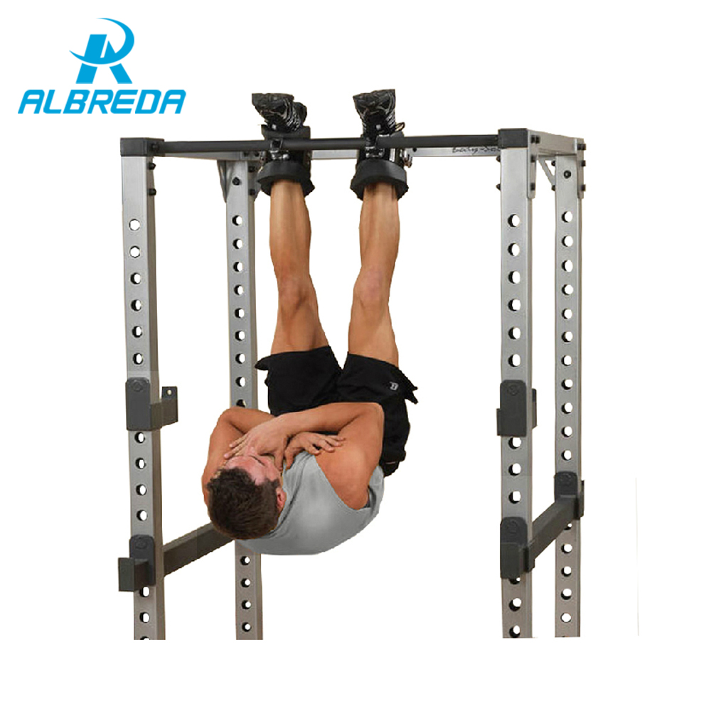 ALBREDA handstand machine fitness equipment gym colgado al revés zapatos botas al revés para aumentar la vaina dispositivo invertido