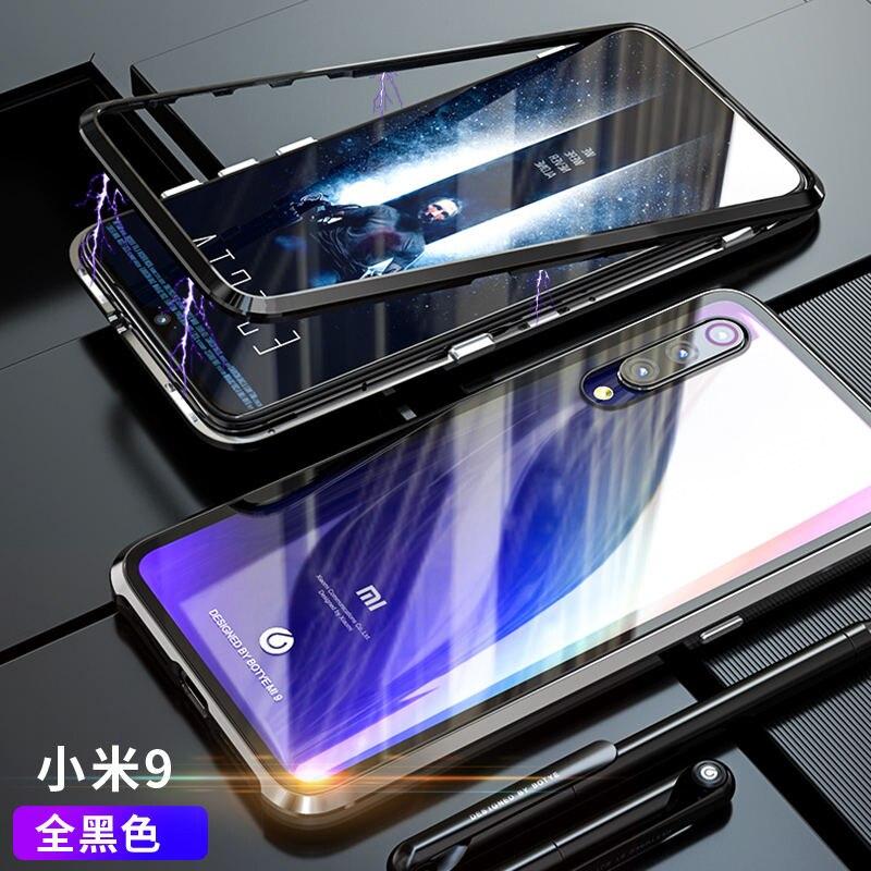Magnetic Metal Bumper Case Xiaomi Mi9 Case Xiaomi Mi 9 se Transparent Clear Glass Back Cover For Xiami Xiaomi Mi 9 Cases ArmorMagnetic Metal Bumper Case Xiaomi Mi9 Case Xiaomi Mi 9 se Transparent Clear Glass Back Cover For Xiami Xiaomi Mi 9 Cases Armor