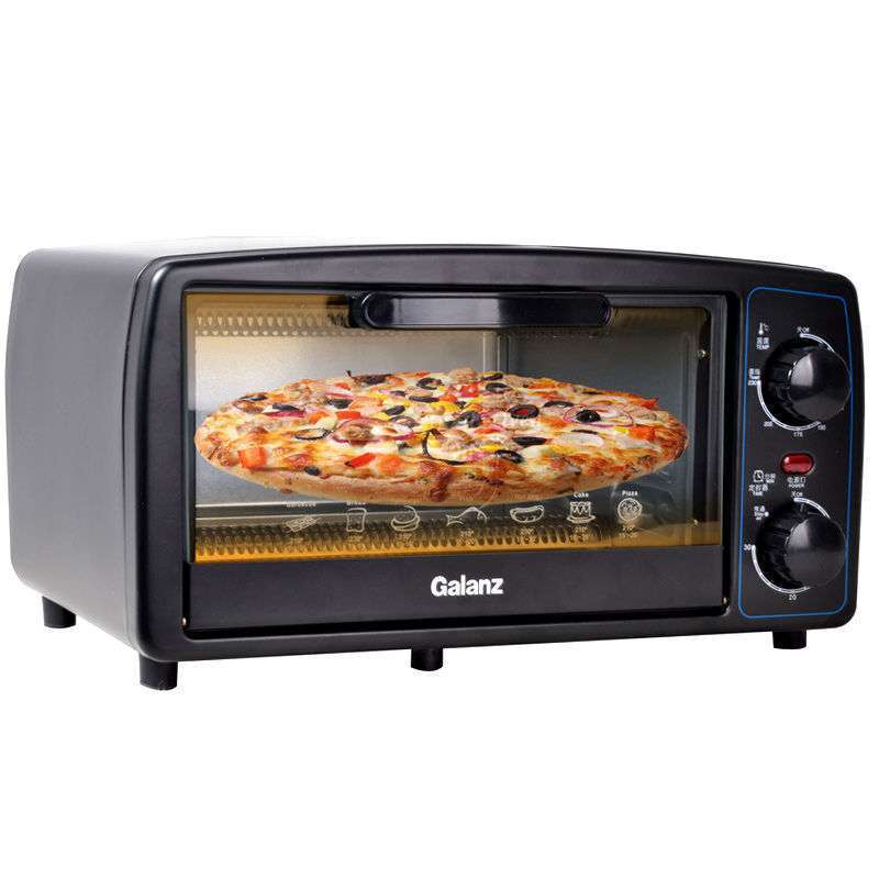 Electric Toaster Oven ~ Galanz l electric mini oven home forno eletrico