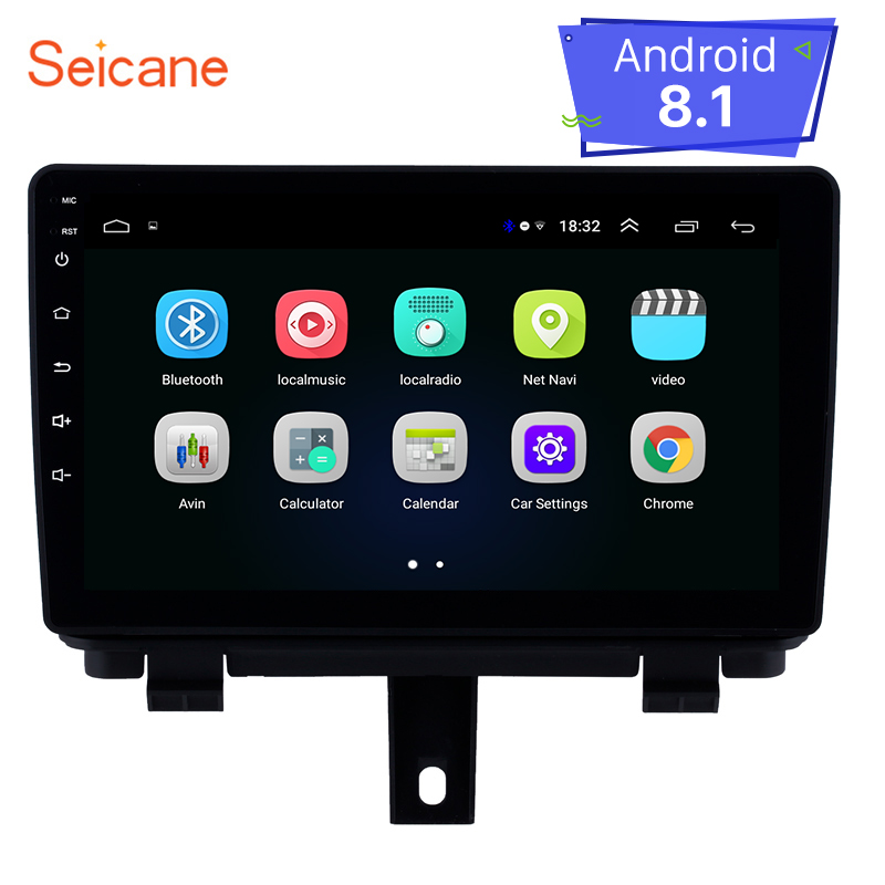Seicane Car GPS Navigation Unit for AUDI Q3 2013 2017 Android 8 1 9 Inch auto