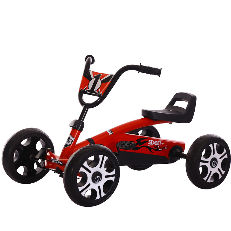 Children Bicycle Bike Sports Four Wheels Kart Drift Car Large Kids Bicycle Toy Vehicles Ride on Car Gift Four Wheels Scooter