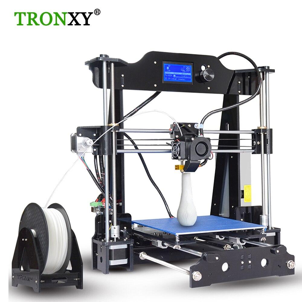 Baratos 0.4mm de alta precisión de la impresora 3d kit diy reprap ...