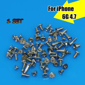 JCD Replacement-Accessories iPhone 6 Screws for 6G with LS-005 Complete High-Quality