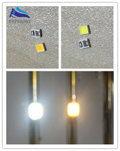 4000 Pçs/lote Branco/Warm white 2835 3528 Ultra Bright LED SMD 0.2W 21 23LM chip de diodo emissor de luz leds 3.5*2.8*0.8 milímetros 60ma CW/WW