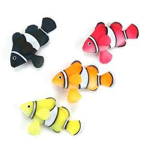 Clownfish Aquarium Plastic Swi