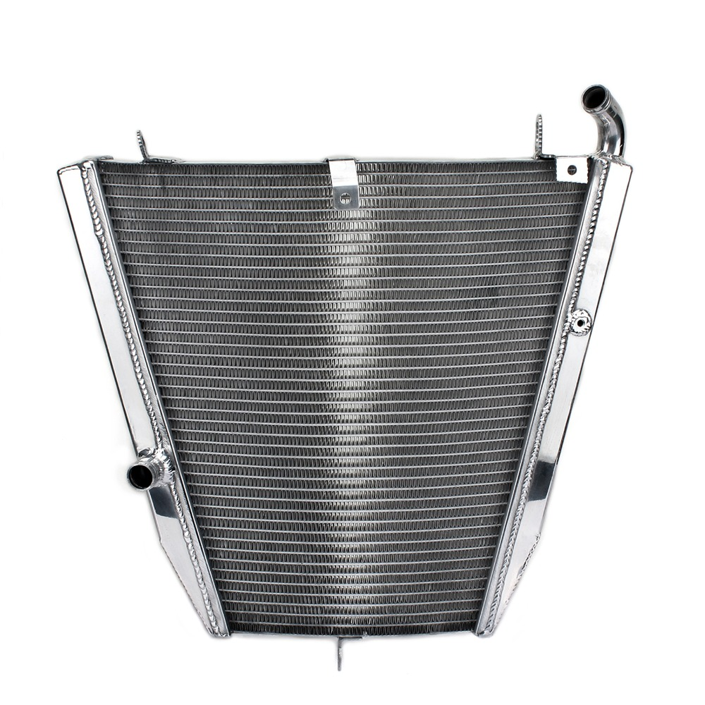 BIKINGBOY for Honda CBR1000RR Fireblade 2004 2005 CBR 1000 RR RR4 Engine Radiator Cooling Aluminium Core Water Cooler Motorcycle-in Engine Cooling & Accessories from Automobiles & Motorcycles    1