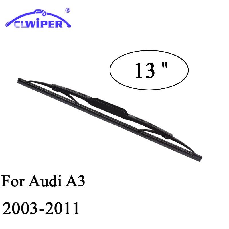 clwiper rear wiper blades for audi a3  2003 2011  2004