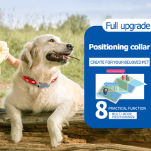 Pet GPS Locator Collar Positioning Tracking Dog Tracker