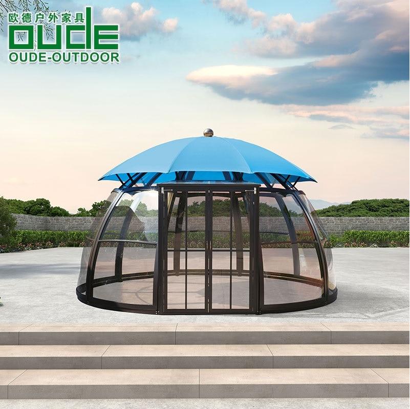 Garden Home Yurt