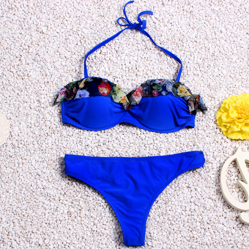 Swimwear Bandage Bikini 2016 Sexy Beach Swimwear Women Swimsuit Bathing Suit Brazilian Bikini Set maillot de bain Biquini high quality women s fashion sexy bikini swimsuit 2016 newest retro bandage swimwear beach bathing suit maillot de bain