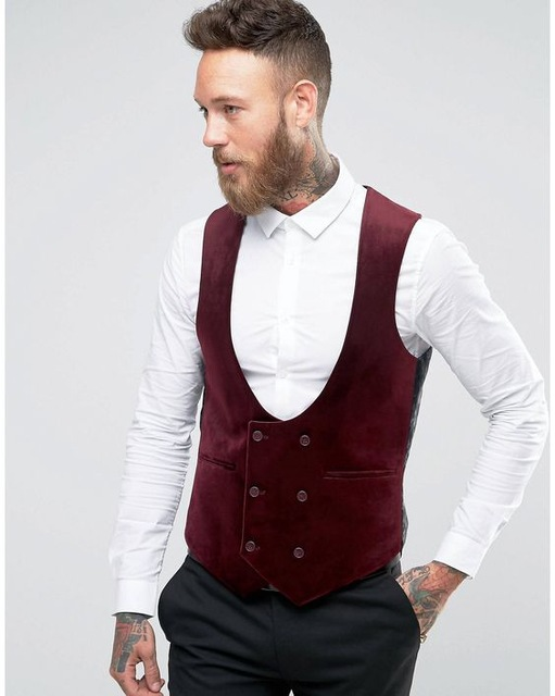 2017-Latest-Coat-Pant-Designs-Burgundy-Velvet-Men-Colete-Vest-Double-Breasted-Formal-Prom-Vests-Blazer.jpg_640x640