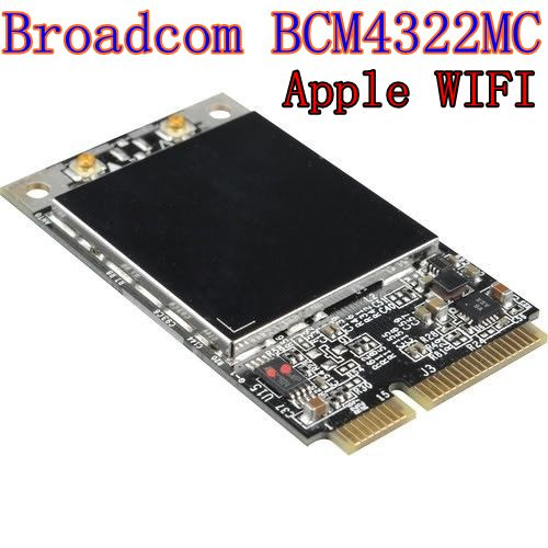 BCM94322MC Airport Extreme Wireless WIFI Card For All Mac Pro MB988Z/A high speed