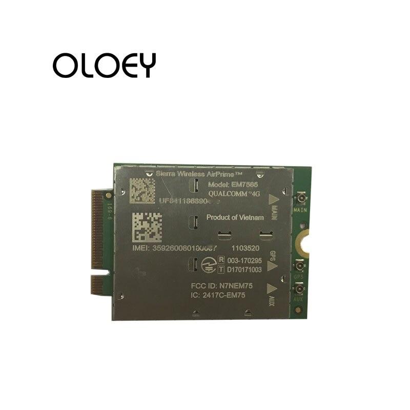 SierraWireless EM7565  LTE Module CAT12 ,NGFF Interface, M.2 Interface ,CBRS BAND, 100% Brand New Original