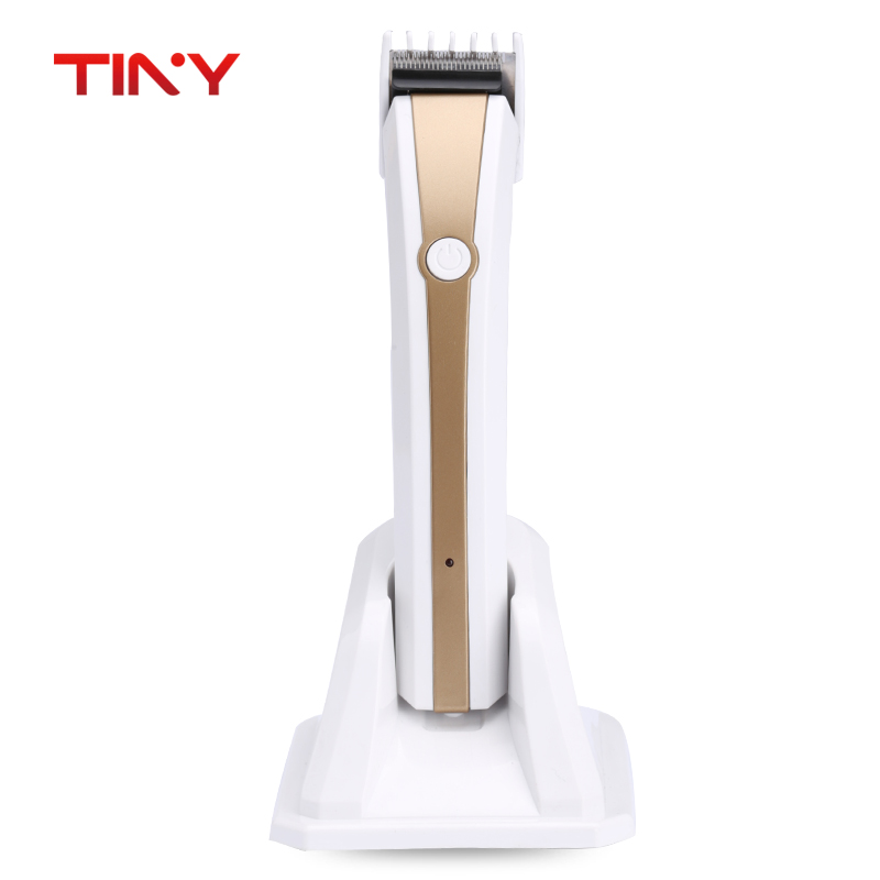 TINY Professional Hair Trimmer Electric Hair Clipper Hair Cutter for Adults and Kids Hair Styling Tools with a comb and brush professional powerful speed hair clipper rechargeable hair trimmer for men electric cutter machine hair clipper with comb