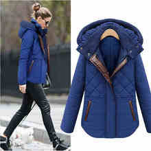 High-quality Women Winter Jackets Thick Warm Jacket Snow Female Fashion Casual Parkas Plus Size XL-5XL Short Loose Coat MZ1717
