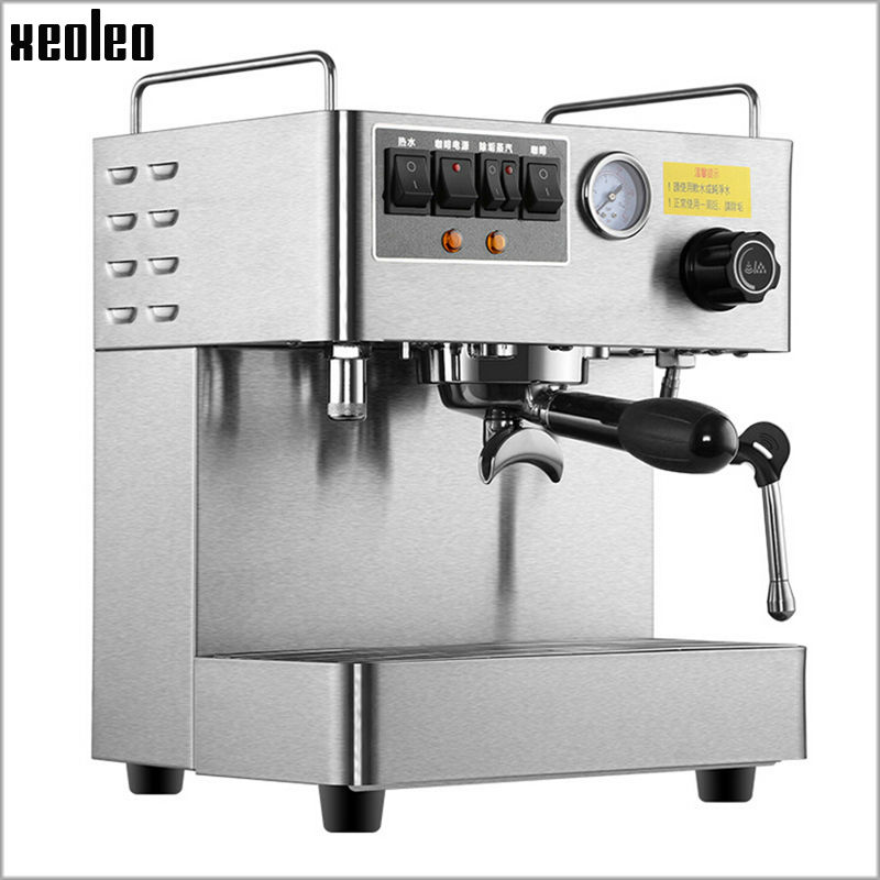Commercial Automatic Coffee Maker ~ Xeoleo commercial espresso machine automatic