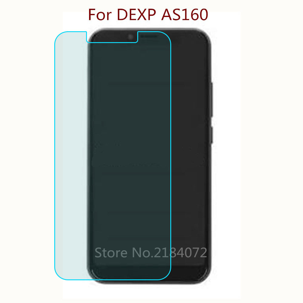 Купить 9h 2,5D Экран протектор Стекло телефон для DEXP AS160 телефон закаленное Стекло Смартфон Передняя защитная пленка Экран на Алиэкспресс