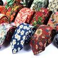 Новые люди вскользь галстук щеткой хлопка 6 см галстук цветочные мужчины и женщины моды галстук завода оптовая