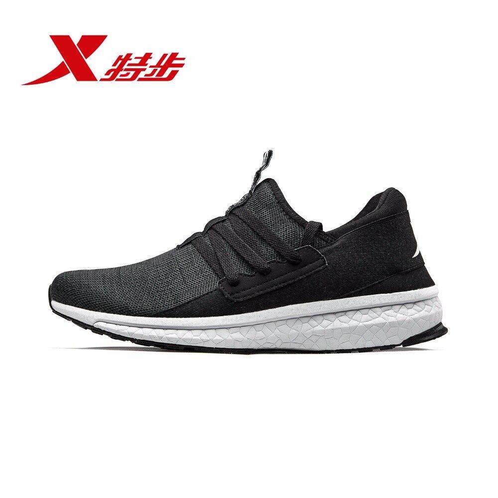 982219119296 Xtep 2018 новые летние легкие и удобные сетчатые мужские спортивные кроссовки