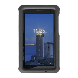 Image 5 - MingShore For Lenovo Tab E7 2018 kids Silicone Shockproof Soft Cover Case For Lenovo Tab E7 7.0 inch TB 7104F Tablet Rugged Case