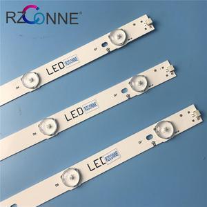 Image 3 - 612 Mm 7 Led Backlight Lamp Strip Voor Philips 32tv 32PFT4100 32PHH4100 LB32067 V0_00 TPT315