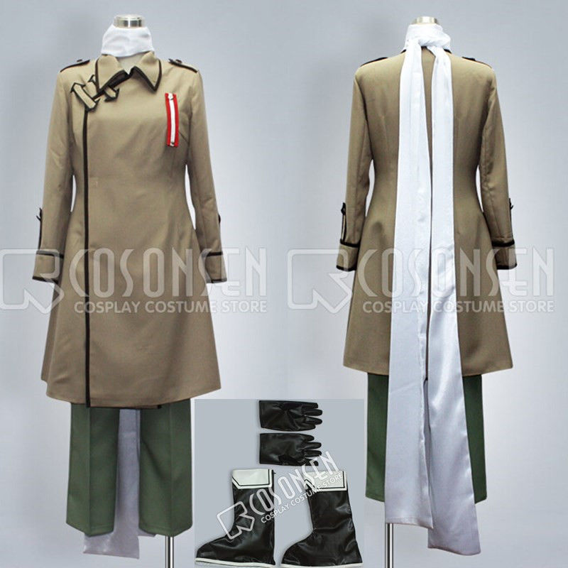 COSPLAYONSEN Axis Powers Hetalia Russia Cosplay Costume All Sizes America France World series
