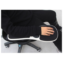 Chair Armrest Mouse Pad Arm Wrist Rest Mosue Pad Ergonomic Hand Shoulder Support Pads DJA99
