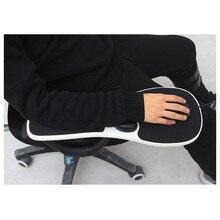 椅子アームレストマウスパッドアームリストレスト mosue パッド人間工学手ショルダーサポートパッド DJA99