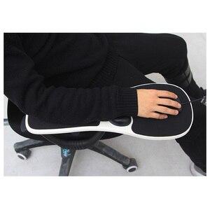 Image 1 - 椅子アームレストマウスパッドアームリストレスト mosue パッド人間工学手ショルダーサポートパッド DJA99