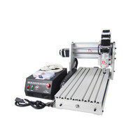 CNC Mini milling machine 3020 T DJ CNC router engraver for wood pcb plastic drilling and milling