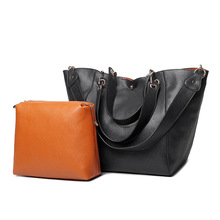 New Leather Handbags High Quality Big Women Bag Casual Female Bags Shoulder Bag Crossbody Bag Trunk Tote Ladies Large Bolsos cow leather bags handbags women famous brands big women crossbody bag tote designer shoulder bag ladies large bolsos mujer white
