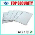 TK4100 tarjeta de espesor para tiempo de buena calidad 125 KHZ EM tarjeta de proximidad RFID tarjeta de tiempo de asistencia y control de acceso tarjeta