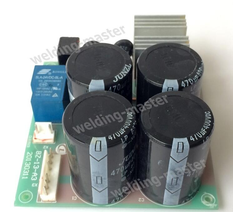 Free Shipping MOSFET ARC160 220V Bottom PCB For Inverter Welding Machine ARC160 Reapir Needs