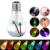 7 Que Cambia de Color de Escritorio de Mesa LED Lámparas 400 ml Mini USB Humidificador Ultrasónico Led Luz de La Noche Para El Hogar Seco Proteger