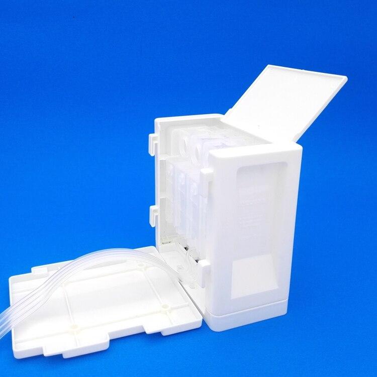 Sistema de suministro continuo de tinta para impresoras de inyección - Electrónica de oficina - foto 4