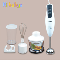 Baby Food Maker Hand for Electric Food Milkshake Mixer Portable Juicer Blender Multifunction Meat Grinder Kids Egg Stir Gadget