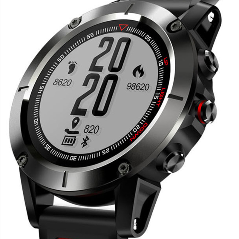 GPS Smart Watch Men Blood Pressure IP68 Waterproof Shock Sports Watches Sports Compass Wristwatch Android IOS phone Male Clock GPS Smart Watch Men Blood Pressure IP68 Waterproof Shock Sports Watches Sports Compass Wristwatch Android IOS phone Male Clock