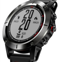 GPS Smart Watch Men Blood Pressure IP68 Waterproof Shock Sports Watches Sports Compass Wristwatch Android IOS phone Male Clock