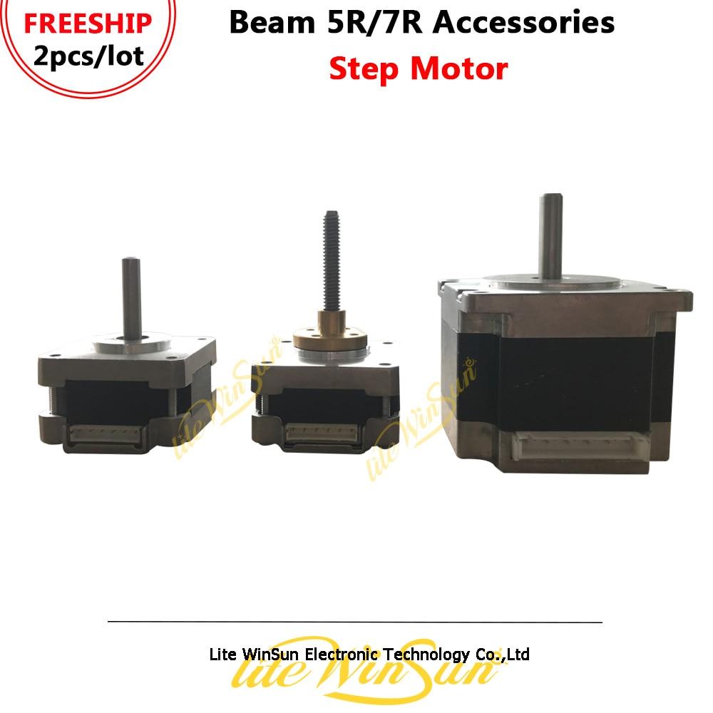 Us 45 0 Litewinsune Beam Spot Stage Lighting Accessories Motor Xy Pan Tilt Axis Focus Prism Gobo Color Strobe Zoom In